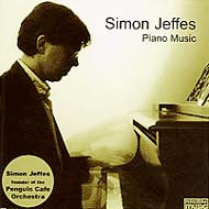 Simon Jeffes: Piano Music